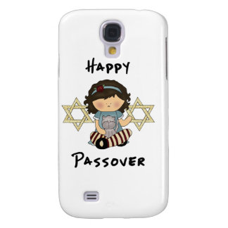 Happy Passover Girl Samsung Galaxy S4 Cover