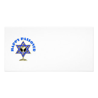 Happy Passover Photo Card Template