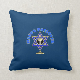 Happy Passover Pillow