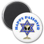 Happy Passover Refrigerator Magnet