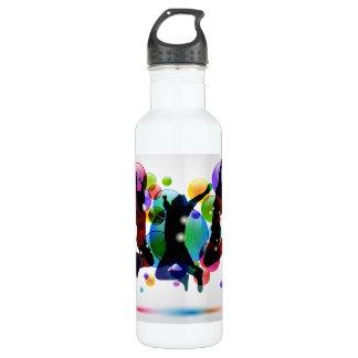 Happy People 710 Ml Water Bottle