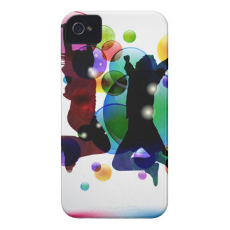 Happy People iPhone 4 Cases