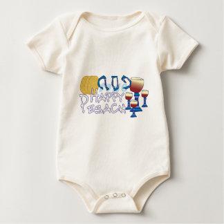Happy Pesach Baby Bodysuit