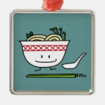 Happy Pho bowl Ornament