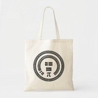 Happy Pi Day 2017 Math Digits 3.14 Mathematics Tote Bag