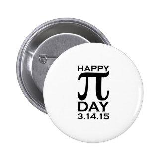Happy Pi Day Pin