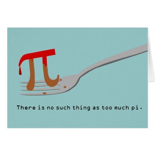 Happy Pi Day Card