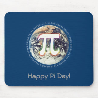 Happy Pi Day | Celebrate Math Mouse Pad