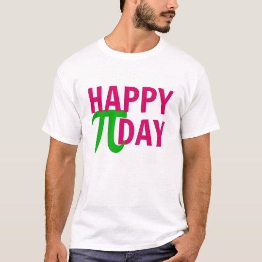 Happy Pi Day Don't Be Irrational T-Shirt