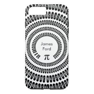 Happy Pi Day Math Digits 3.14 Mathematics Funny iPhone 8 Plus/7 Plus Case
