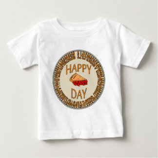 Happy PI Day with Slice of Pi Tshirts
