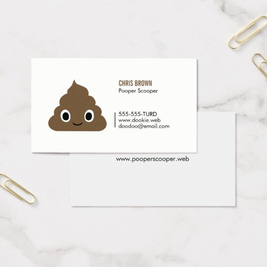 Happy Pile of Poo - Kawaii Poop Business