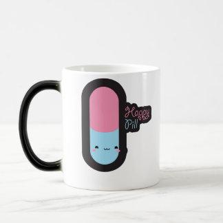 Happy Pill Magic Mug