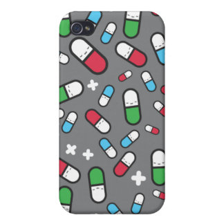 happy pills covers for iPhone 4