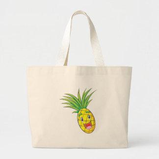 Happy Pineapple Bag