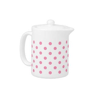 Happy Pink Polka Dot