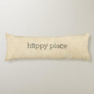 happy place body cushion