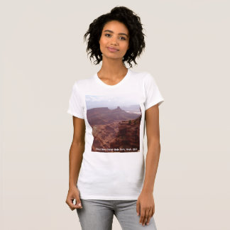 Happy Place Utah Tee Shirt
