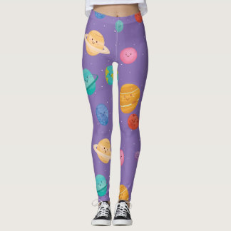 Happy Planets Leggings