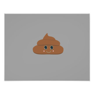 Happy poo art photo