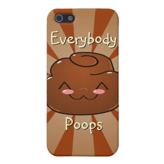 Happy Poo iPhone 4 Speck Case Case For iPhone 5/5S