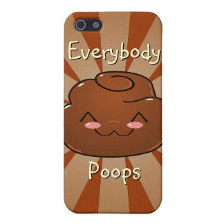 Happy Poo iPhone 4 Speck Case iPhone 5/5S Cases