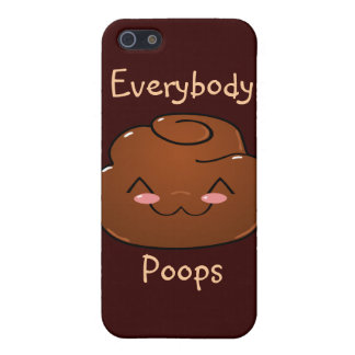 Happy Poo iPhone 4 Speck Case iPhone 5 Cover