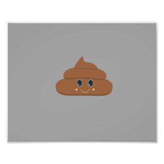 Happy poo photograph