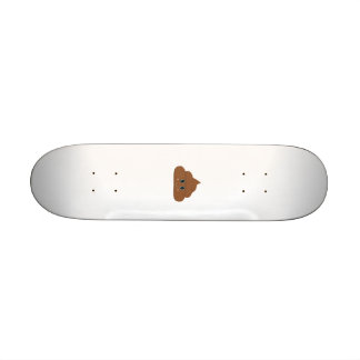 Happy poo skateboard decks