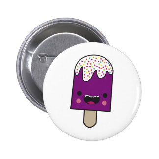 Happy Popsicle Buttons