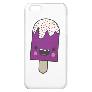 Happy Popsicle iPhone 5C Covers