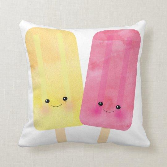 Happy Popsicle Pillow