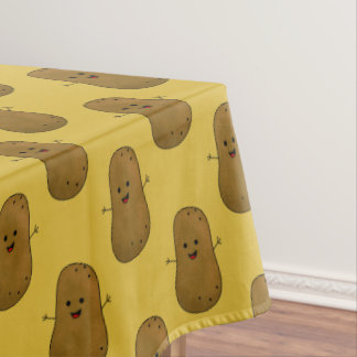 Happy Potato Tablecloth