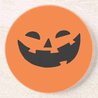 Happy Pumpkin Coaster
