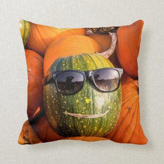 Happy Pumpkin Cushion