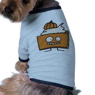 Happy Pumpkin Pie Dog Clothes