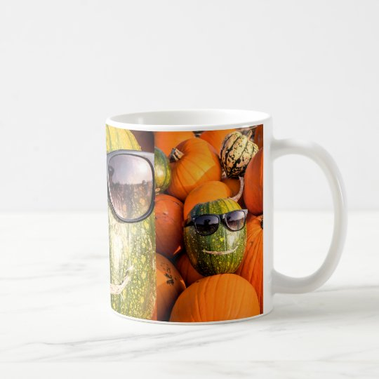 Happy Pumpkins Coffee Mug