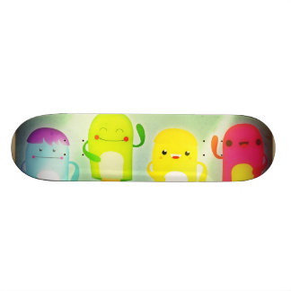 Happy Puppets 21.3 Cm Mini Skateboard Deck