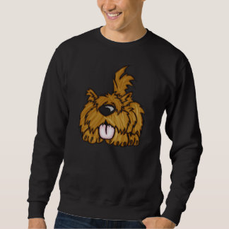 Happy Puppy Dog Sweatshirt