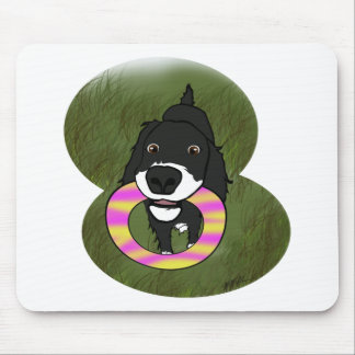Happy Puppy Mouse Pad