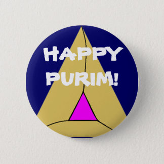 HAPPY PURIM! Button