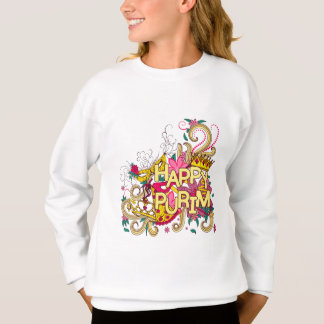 Happy Purim Sweatshirt