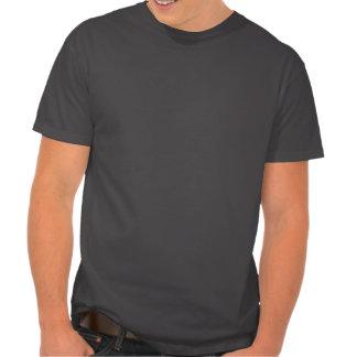 Happy Purple Monster; Metal-look T Shirts