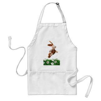Happy rabbit standard apron