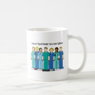 Happy Radiology Nurses Week Coffee Mug