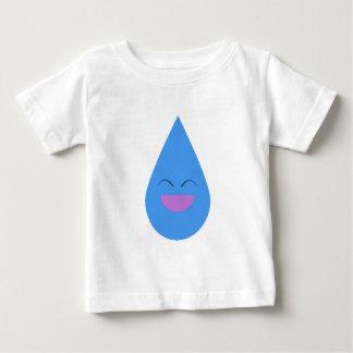 Happy Rain Drop Baby T-Shirt