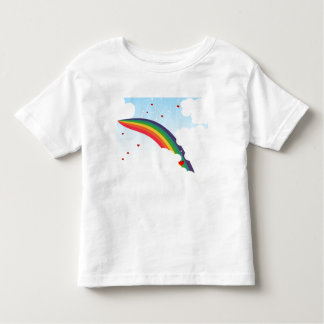 happy rainbows toddler T-Shirt