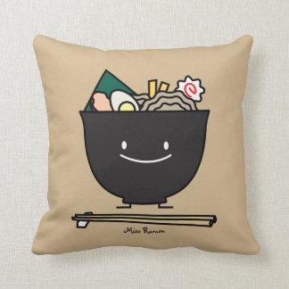 Happy Ramen Bowl Cushion