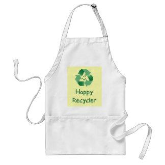 Happy Recycler Apron