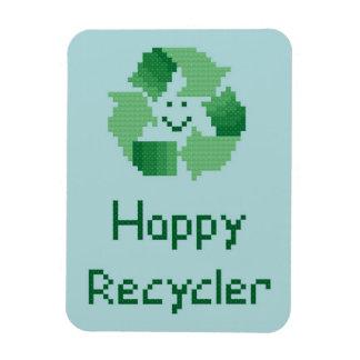 Happy Recycler Flexible Magnet